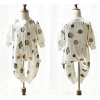 Best Ultra Soft Muslin Baby Pajamas Durable Baby Sleeping Clothes Fashionable Design wholesale