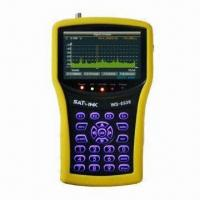 Buy cheap Signal Finder for DVB-S/T Combo Digital Meter and Spectrum Analyzer from wholesalers