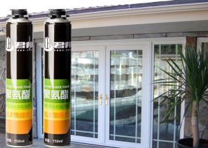 Best OEM Fire Retardant Expanding Foam 750ML Fire Rated Spray Foam wholesale