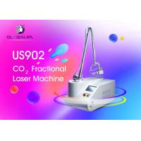 Best Facial Skin Resurfacing Treatment RF CO2 Fractional Laser Machine For Beauty Parlor wholesale