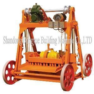 Best Moving Block Machine (QT40-3B) wholesale
