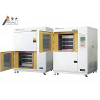 Best Plastic Horizontal Thermal Shock Test Chamber Water Cooled Test Cabinet wholesale