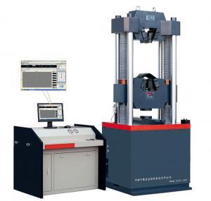 Best Digital Servo Control Universal Testing Machine, Hydraulic Tensile Testing Machine wholesale