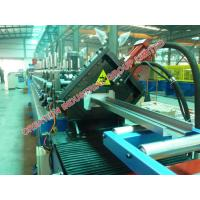 Best Metal Door Frame Profile Jamb Section Panel Manufacturing Machine for Rolling Galvanized Steel Coils wholesale