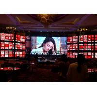 China High Power RGB LED Screen Waterproof / SMD Large Led Display Board For Stage Performance on sale