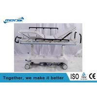 Best Economic Hydraulic Patient Transfer Trolley  Double Column With Radio Translucent Platform wholesale