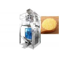 Best Food Automated Packing Machine Anti Corrosion Stainless Steel Material wholesale