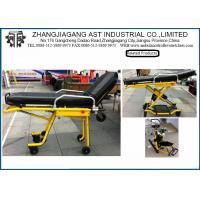 China Medical Emergency Rescue Loading Ambulance , First Aid Stretcher on sale