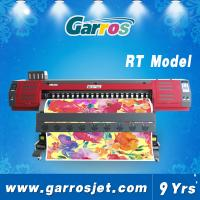 Best Textile Sublimation Heat Transfer Paper Printing Machine Garros RT1801 with DX5 Head wholesale