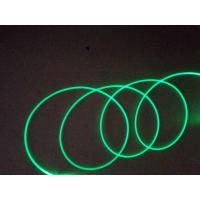 Best 3mm solid core side glow lighting plastic fiber optic wholesale