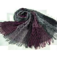Best Ruffly Polyester Scarf (HP-C2700) wholesale