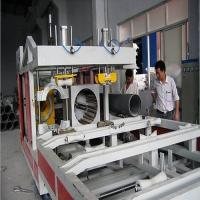 Best 20 - 630mm PVC Pipe Expander Machine With PLC Control , PVC Pipe Extrusion Machine wholesale