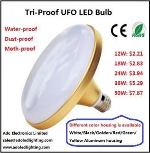 Best Tri-Proof UFO LED Bulb CRI80 36w 28w 18w UFO LED Lamp Flying Saucer Lamp wholesale