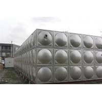 China China Manufacturer Pressed Assembled Panel Stainless Steel Water Tank on sale