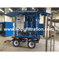 Buy cheap locomotive transformer oil reborn machine,open-air insulating oil updated plant from wholesalers
