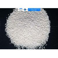 Best 65% ZrO2 0.6 - 0.8mm High Efficiency Grinding Media For Ultra - Fine Grinding Long Service Life wholesale