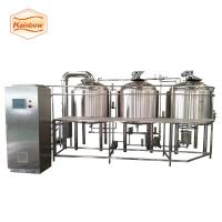 Best 5bbl 7bbl 10bbl beer brewing equipment microbrewery equipment stainless steel tank wholesale