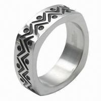 Best Stainless Steel Ring, OEM and ODM Orders Welcomed wholesale