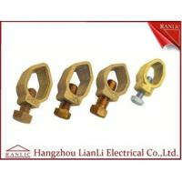 Best Bronze Earthing Rod to Cable G Clamp 9mm 12mm 14mm 15mm of Thread Rod wholesale