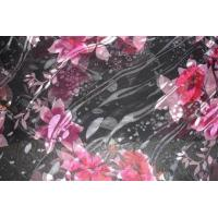 China Silk Burn Out Fabric on sale