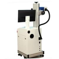 China Dynamic Co2 Laser Marking Machine Expire Date / Serial Number / Batch Code For Pet Bottle on sale