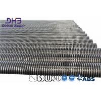 China Economizer Boiler Fin Tube High Wear Resistance Fins Pitch 2.5mm-20mm Stable on sale