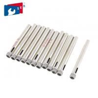 China Glass Drill Bit Ceramic Tile Hole Saw Hex / Round Shank Zinc Coated Surface on sale