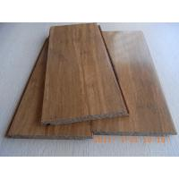 Best Carbonized Strand Woven Bamboo Flooring, Click lock wholesale