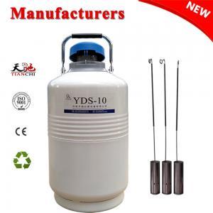 Best China Cryogenic Tank 10L Storage Liquid Nitrogen Gas Cylinder TIANCHI Manufacturer wholesale