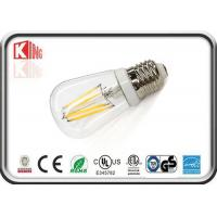 Best Warm white A19 LED Filament Bulb for Parking ground , CE RoHS Approval wholesale