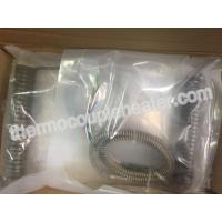Best Hot Runner Electric Coil / Spring Heaters With Silicone Vanished Fiberglass Leads wholesale