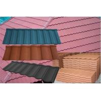 Best House prepainted Color Coated corrugated roofing sheets , Aluminum / Zinc coating steel wholesale