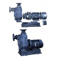 Best ZWL Self priming sewage pump with closed coupling  not clogging centrifugal pump wholesale