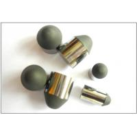 Cheap High efficiency JCZ1118 1217 1419 2428 Conical PDC insert for DTH Button Bits for sale