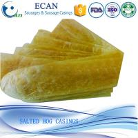 Best Hunan Factory Competitive Price Hot Sell Dried Hog Casings Dried Natural Hog Casings wholesale