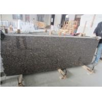 China Commercial Brown Granite Tile Slabs Multi Function Supreme Strength on sale
