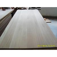 China sell  red oak  kitchen worktop on sale