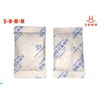 MDH-30 Drying Desiccant Packs , 30g Bentonite Clay Desiccant For Garment And