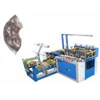 Best Aluminium Shaft  Plastic Shoes Cover Making Machine With Non Woven Joints wholesale