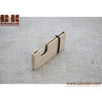 Buy cheap Business Card Holder Business Card Case Wood Business Card Holder Slim Wallet from wholesalers