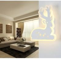 Best 2D Acrylic LED wall lighting /indoor IP20 3000K led wall lights for corridor wholesale