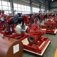 Best 1500GPM Horizontal Split Case Double Suction Centrifugal Pump With Single Stage wholesale