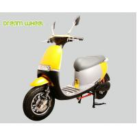 Best Fashion Design Two Wheeler E Bike Scooter Gogo 600w 48v 20ah Removable Battery wholesale