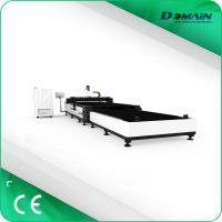Best High Speed Industrial Laser Cutting Machine For Metal Sheet Servo Motor Type wholesale