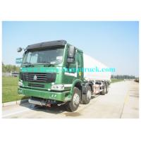 Best Red 38000L Water Tanker Truck  8X4  with 380HP with warranty wholesale