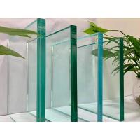 China 5-25mm Laminated glass insulated glass Clear tempered Glass factory on sale