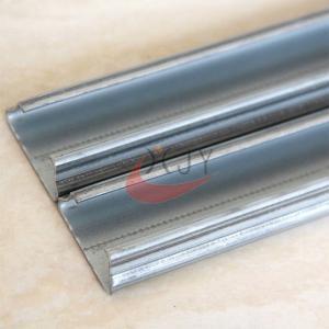 Best Galvanized Steel Greenhouse Film Lock Channel Different Thickness Galvanized Steel Film Lock Channel wholesale