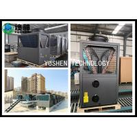 China Freon R22 Industrial Air Source Heat Pump , Heat Pump Ac System Air Conditioning on sale