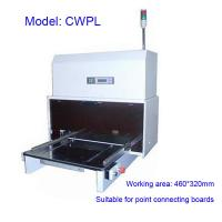 Customized Flexible / Rigid PCB FPC Punching Machine For SMT Assembly