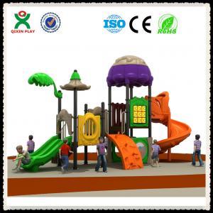 Best Backyard Playground Outdoor Playground Design Ideas QX-012A wholesale